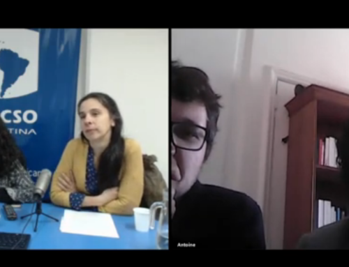 La incidencia política en Chile: conversaciones con Antoine Maillet y Mauricio Cortez