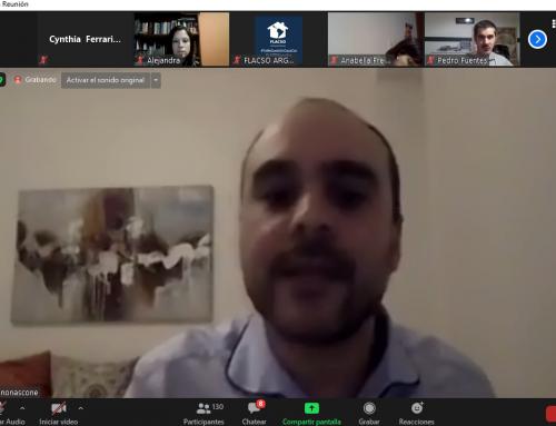 """Videoconferencia """"Pensar la integración sudamericana y el rol de la UNASUR en tiempos de COVID-19"""""""