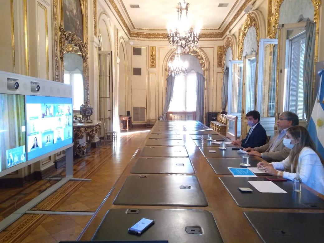 Lanzamiento Red de Estudios sobre la Sociedad Civil Argentina
